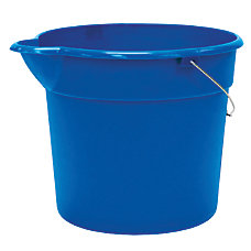 United Solutions Plastic Utility Pail 18