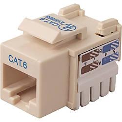 Belkin Cat 6 Keystone Jack