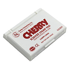 Center Enterprise Scented Stamp Pads Cherry