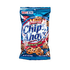 Chips Ahoy Mini Cookies 3 Oz