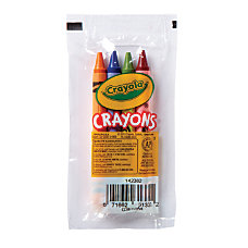 Crayola Standard Crayons Assorted Fall Colors