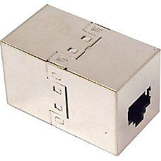 Belkin Metal Cat5 RJ45 In line