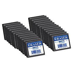 Flipside Dry EraseChalkboard Felt Eraser 1