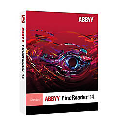 ABBYY FineReader 14 Standard Download Version