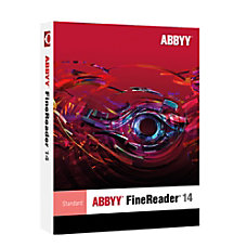 ABBYY FineReader 14 Standard Download Version