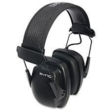 Uvex Sync Stereo Earmuffs Noise Protection