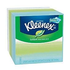 Kleenex BOUTIQUE 2 Ply Facial Tissue