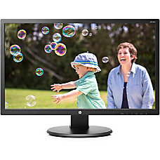 HP 24uh 24 LED LCD Monitor