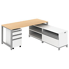 Bush Business Furniture Momentum Collection Desk