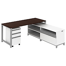 Bush Momentum Collection Desk With Storage