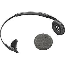Plantronics Uniband Headband With Leatherette Ear