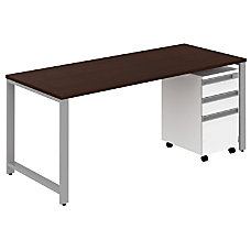 BBF Momentum 72 Wide Desk With