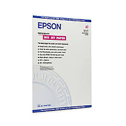 Epson Coated Paper