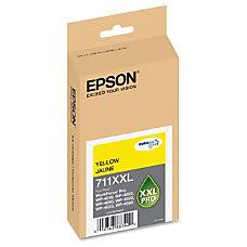 Epson 711XXL T711XXL420 DuraBrite Ultra High
