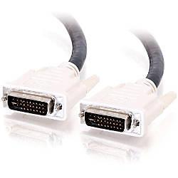 C2G 2m DVI I MM Dual