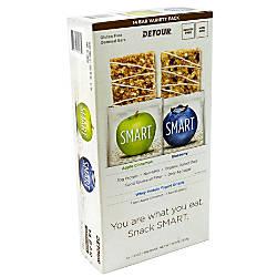 Detour Smart Oatmeal Bars Variety Pack