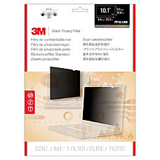 3M PF101W Netbook Privacy Filter For
