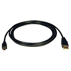 Tripp Lite 6ft USB 20 Hi