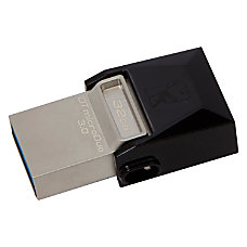 Kingston 32GB DataTraveler microDuo USB 30