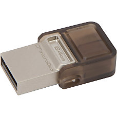 Kingston 64GB DataTraveler microDuo USB 30