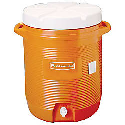 Rubbermaid Commercial 7 Gallon Plastic Water