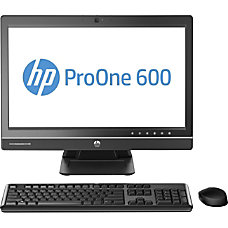 HP ProOne 600 G1 All In