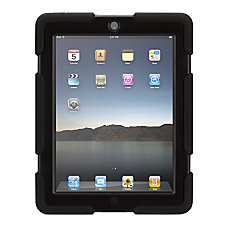 Griffin Survivor Case For iPad Black