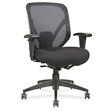 Lorell Self tilt Mid back Chair