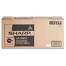 Sharp Black Toner Cartridge Laser 1