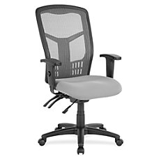 Lorell Ergomesh Seating Exec Mesh High