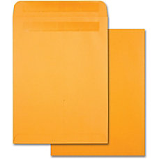 Quality Park Redi Seal Kraft Envelopes