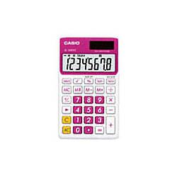 Casio SL 300VC PK Pink White
