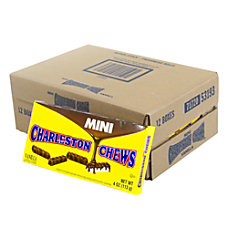 Charleston Mini Chews Theater Box 4