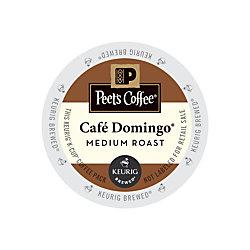 Peet S Coffee Cafe Domingo K Cups
