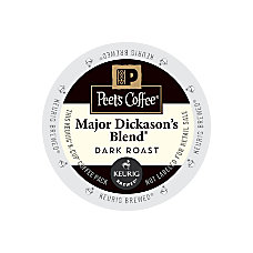 Peets Coffee Major Dickasons Blend Coffee