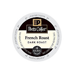 Peets Coffee French Roast Coffee K