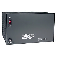 Tripp Lite DC Power Supply 60A