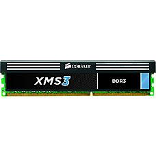 Corsair XMS3 CMX4GX3M1A1600C9 4GB DDR3 SDRAM