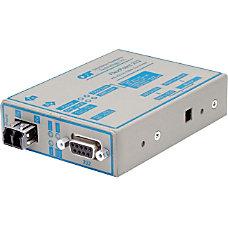 FlexPoint RS 232 Serial Fiber Media