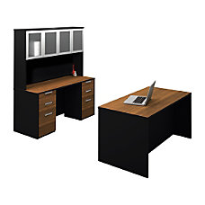 Bestar Pro Concept Executive Desk With