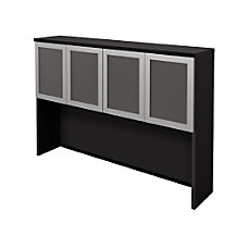 Bestar Pro Concept Hutch With Frosted