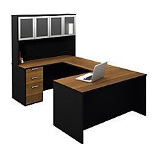 Bestar Pro Concept U Shaped Workstation