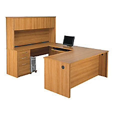 Bestar Embassy U Shaped Workstation With