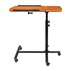 Altra Laptop Cart BlackCherry