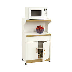 Altra Furniture Microwave Workcenter 42 H