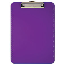 Office Depot Brand Plastic Clip Board