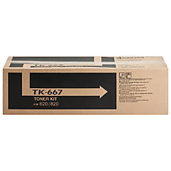 Kyocera TK 667 Original Toner Cartridge
