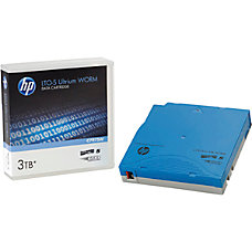 HP LTO Ultrium 5 WORM Data