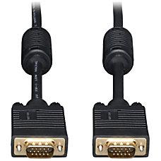 Tripp Lite 15ft SVGA VGA Coax