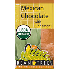 Beantrees Organic Mexican Chocolate Ground Coffee